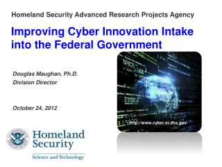 Improving Cyber Innovation Intake into the Federal Government