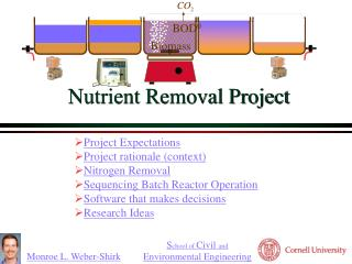 Nutrient Removal Project