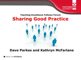 Teaching Excellence Fellows Forum Sharing Good Practice