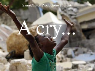 SamsChoice Productions Presents