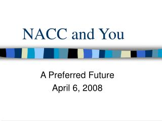 NACC and You