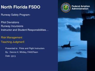 North Florida FSDO