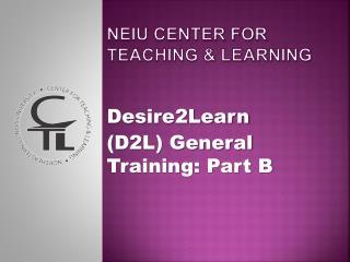 NEIU Center for Teaching & Learning