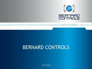 BERNARD CONTROLS