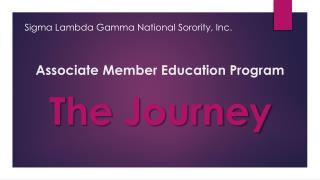 Associate Member Education Program