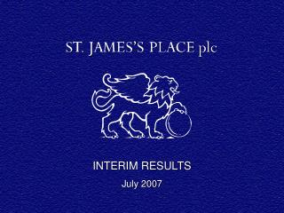 INTERIM RESULTS  July 2007