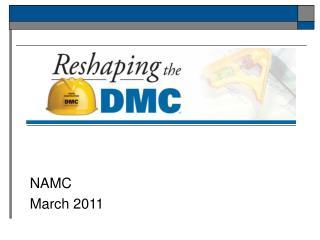 NAMC March 2011