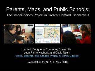 Parents, Maps, and Public Schools: