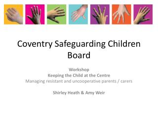 Coventry Safeguarding Children Board