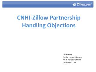 CNHI-Zillow Partnership