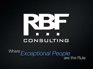 RBF SAME PRESENTATION