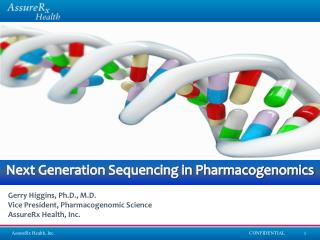 Next Generation Sequencing in Pharmacogenomics