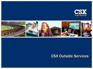 CSX Outside Services