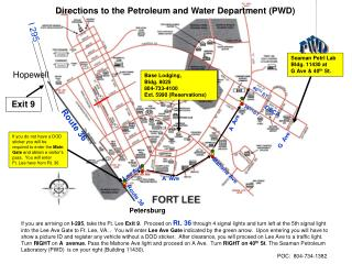 Seaman Petrl Lab Bldg. 11430 at         G Ave & 40 th  St.