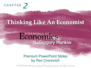 Thinking Like An Economist