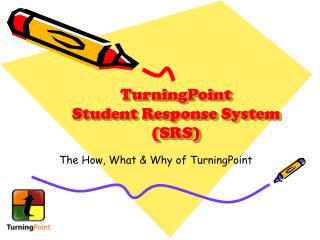 TurningPoint  Student Response System (SRS)