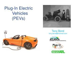Plug-In Electric Vehicles (PEVs)