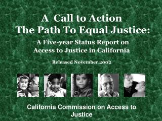 California Commission on Access to Justice