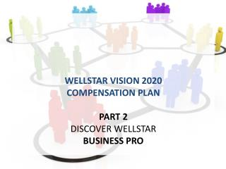 WELLSTAR VISION 2020 COMPENSATION PLAN PART 2 DISCOVER WELLSTAR BUSINESS PRO