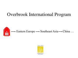 Overbrook International Program