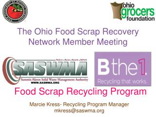 Food Scrap Recycling Program
