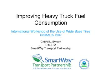 SmartWay Transport Partnership  Background