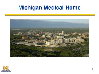 Michigan Medical Home