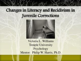 Changes in Literacy and Recidivism in Juvenile Corrections