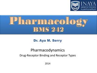 Pharmacology BMS 242