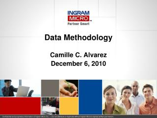 Data Methodology
