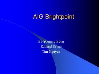 AIG Brightpoint