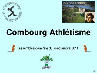 Combourg Athlétisme