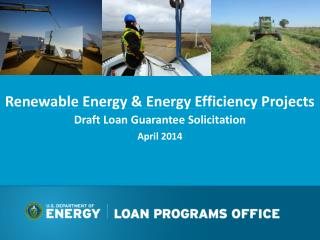 Renewable Energy & Energy Efficiency Projects