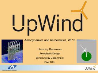 Aerodynamics and Aeroelastics, WP 2 Flemming Rasmussen Aeroelastic Design Wind Energy Department