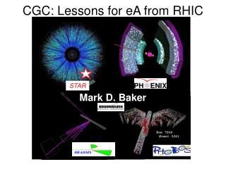 CGC: Lessons for eA from RHIC