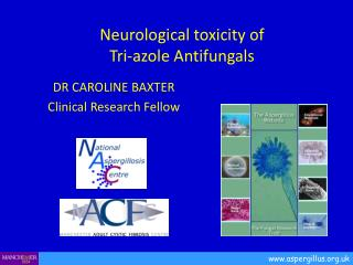 Neurological toxicity of Tri-azole Antifungals