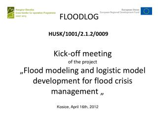 FLOODLOG HUSK/1001/2.1.2/0009