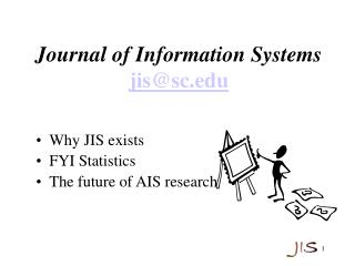 Journal of Information Systems jis@sc