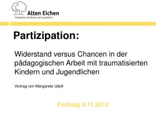 Partizipation: