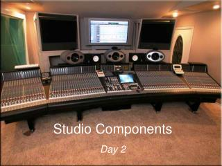 Studio Components