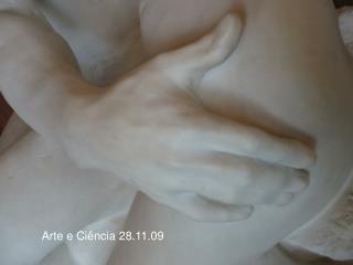 Arte e Ci ência 28.11.09