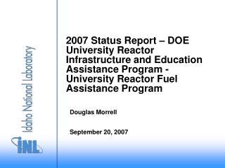 September 20, 2007