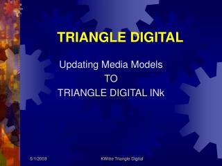 TRIANGLE DIGITAL