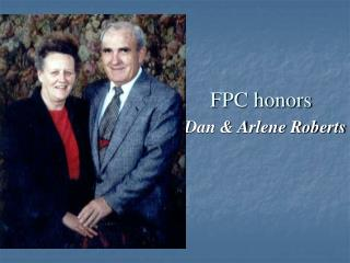 FPC honors