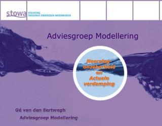 Adviesgroep Modellering