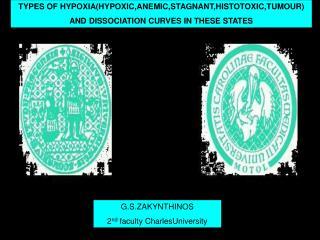 TYPES OF HYPOXIA(HYPOXIC,ANEMIC,STAGNANT,HISTOTOXIC,TUMOUR)
