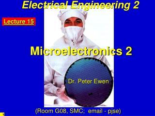Microelectronics 2
