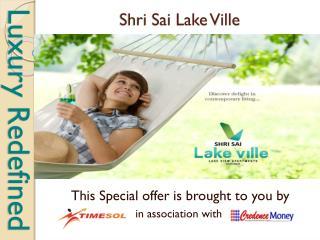 Shri Sai Lake Ville