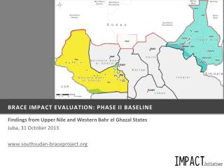 BRACE IMPACT Evaluation: Phase II baseline