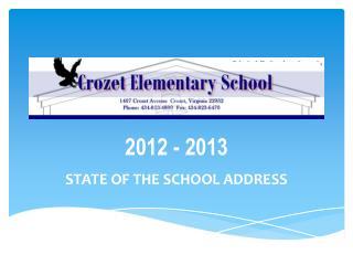 2012 - 2013